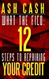 What the FICO: 12 Steps To Repairing Your Credit is the only credit repair book you'll ever need. It is a simple guide that will give you step-by-step instruction on how to go from bad to good credit in no time and minimal cost. If you follow...