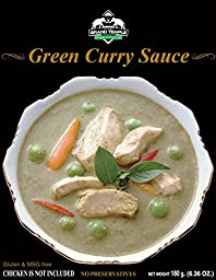Grand Temple Green Thai Curry
