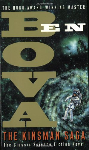 book cover of The Kinsman Saga
