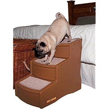 Amazon Com Solvit Pupstep Wood Pet Stairs Extra Large