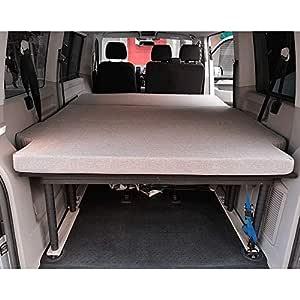 KFoam.es Colchón Plegable para Volkswagen T5, T6, Multivan ...