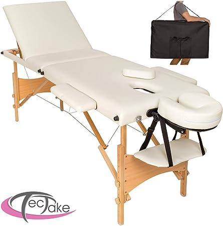 Lettino Da Massaggio Pieghevole Usato.Tectake 402990 Lettino Da Massaggio Tavolo Da Massaggio Panca 3