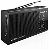 AM FM Portable Radio - Best Reception and Longest