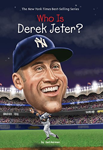 Search : Who Is Derek Jeter? (Who Was?)