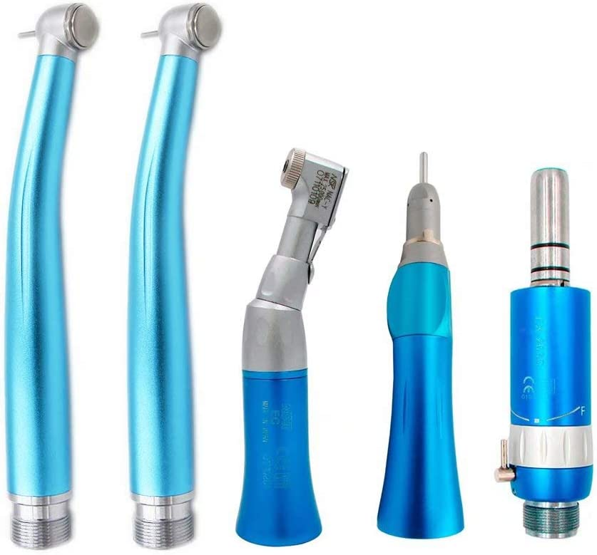 Better Performances High Speed Set with Low Speed Kit 2H Blue