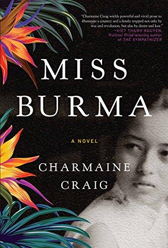 Image of Miss Burma
