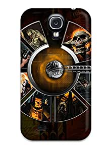 Fashionable Style Case Cover Skin For Galaxy S4- Doom 3
