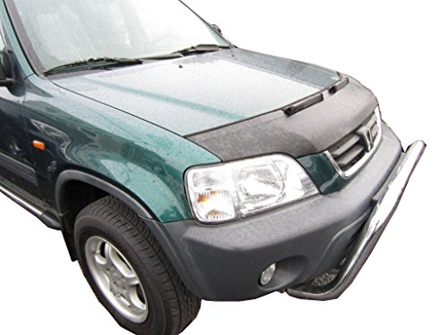 HOOD BRA Front End Nose Mask for Honda CR-V 1996-2001 Bonnet Bra STONEGUARD PROTECTOR TUNING ()