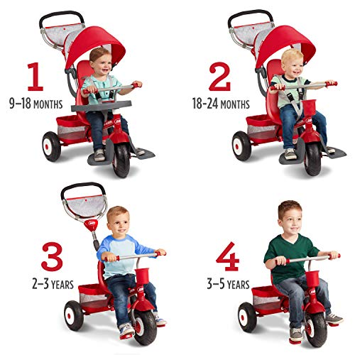Buy 4 in 1 tricycle