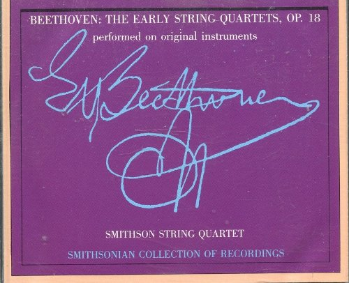(Beethoven: The Early String Quartets, Op. 18)