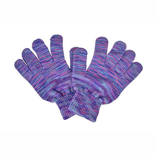 Glove Dye (Ladies Space Dye Gloves - Multi)