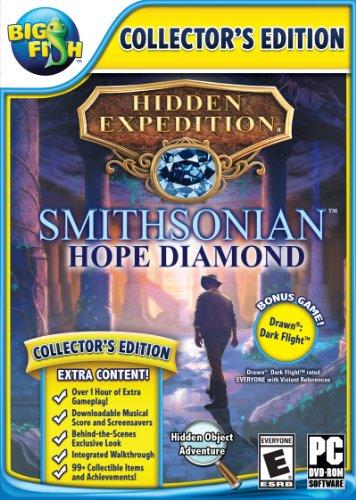 Big Fish: Hidden Expedition 6: The Smithsonian's Hope Diamond - PC
