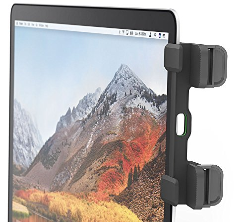 Ten One Design Mountie+ Mount Large Tablets and Portable Monitors for An Instant Second or Third Display for Your Laptop Computer (T1-MULT-200) - Grey by Ten One Design (Image #4)