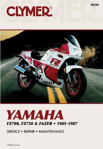 1986 Yamaha Fazer - 7