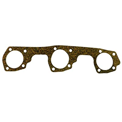 NEW AIR BOX GASKET COMPATIBLE WITH JOHNSON EVINRUDE 3 CYL 50 60 70 333008 0321793 0333008: Automotive