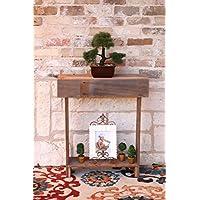 Natural Skinny Wall Table