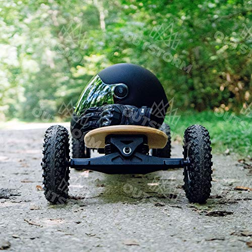 SuperbProductions 31MPH Off Road Electric Skateboard
