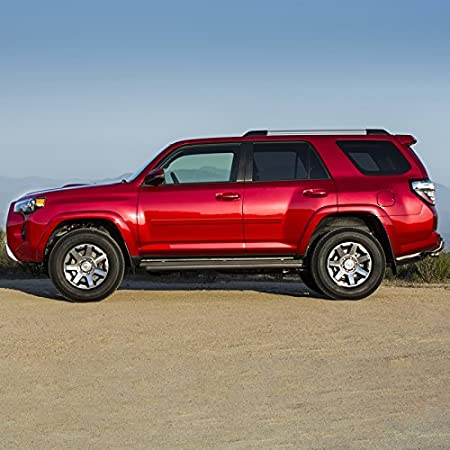 Dawn Enterprises FE2-4RUN Finished End Body Side Molding Compatible with Toyota 4Runner - CLASSIC SILVER (1F7) Dawn Enterprises Inc