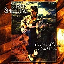 One Step Ahead of the Blues by Chris Spedding (2013-05-03)