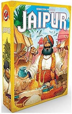Asmodee Space Cowboys Games: Jaipur Card Game (New Edition): Amazon.es: Juguetes y juegos
