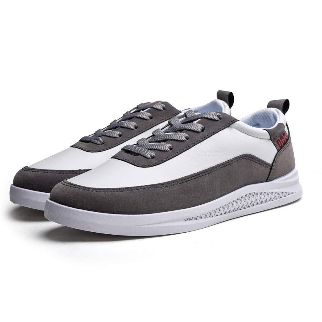 Amazon.com: Zapatos casuales para hombres de la moda de la ...