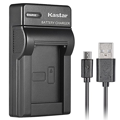 Kastar Slim USB Charger for Olympus BLM-5, PS-BLM5 and Olymp