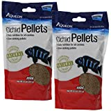 Aqueon 06181 Cichlid Food Mini Pellets, 17-Ounce