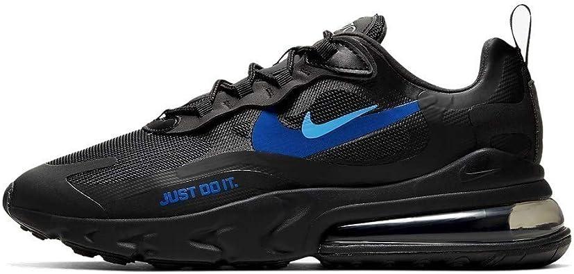 Nike Air Max 270 React Just DO IT Noir: Amazon.it: Scarpe e  pQ1YGA