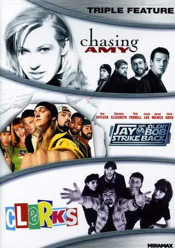 (Kevin Smith Triple Feature (Clerks / Chasing Amy / Jay and Silent Bob Strike Back))