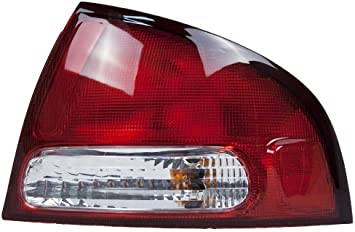 OE Replacement Nissan//Datsun Titan Passenger Side Taillight Assembly Partslink Number NI2801166