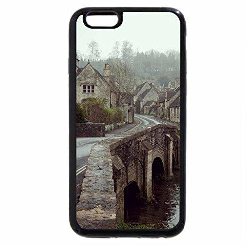 iPhone 6S / iPhone 6 Case (Black) Fairy land