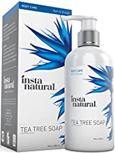 This Tea Tree Soap is specially formulated to soothe dry and sensitive skin, particularly areas struggling with redness, itching or irritation. To provide maximum nourishment while rinsing away impurities, we've combined gentle cleansers with...