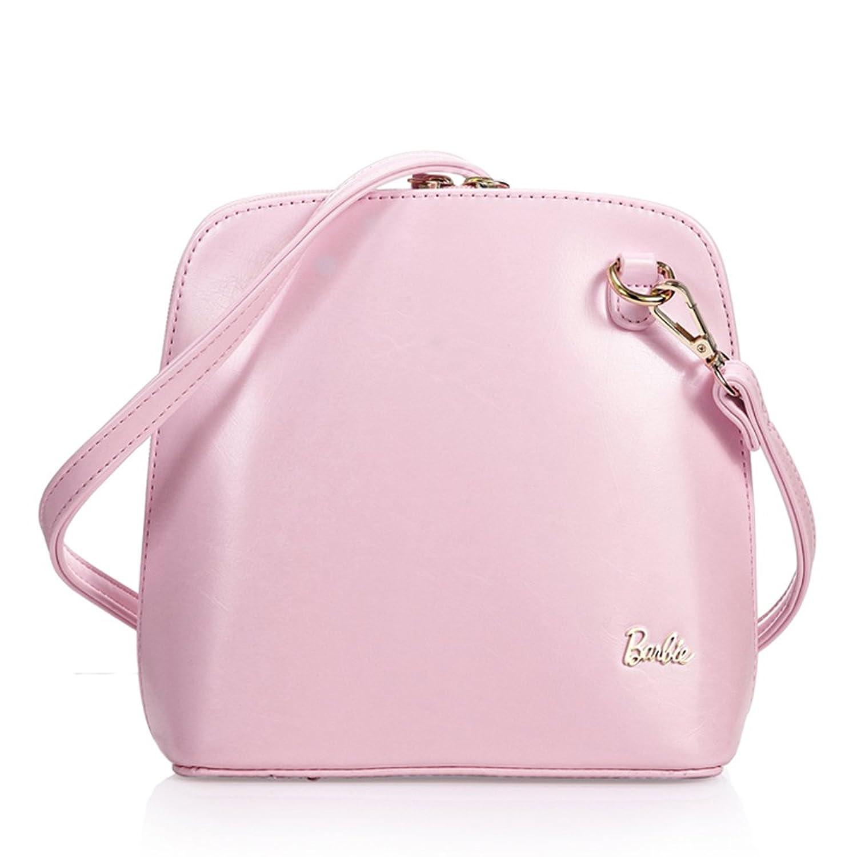 Barbie Sweetie Fashion Travel Commuter Pure Color Pattern Tassels Handbag&Cross-body Bag Shoulder Bag #BBFB090