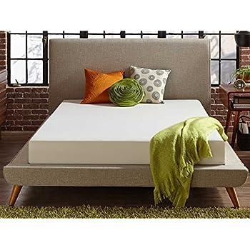Amazon Com Live And Sleep Classic Memory Foam Mattress