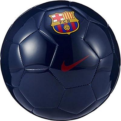 2016-2017 Barcelona Nike Supporters Football (Navy)