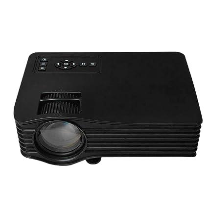 perfk Mini Proyector Wifi Multimedia Vídeo LED, Sistema ...