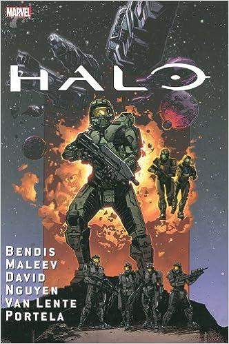 e7f02186e3 Halo  Oversized Collection  Brian Michael Bendis