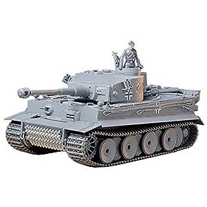 Tamiya 35216 1/35 Ger. Tiger I Early Production Tank Plastic Model Kit 2