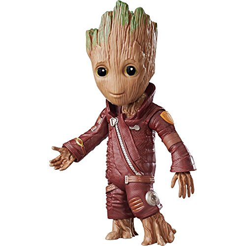 Guardians Of The Galaxy Vol 2 Baby Groot 10 Figure Ravager Outfit Exclusive