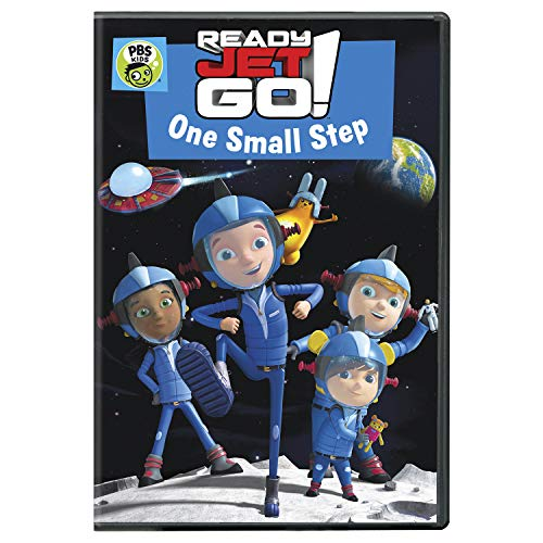 Ready Jet Go!: One Small Step DVD -