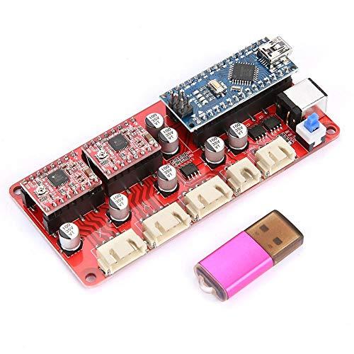 VG-l5S Juego de escritorio de máquina de grabado láser pequeño ...