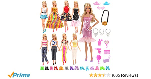 2 PCS Set Fashion Clothes//outfit Top+skirt For 11 in Doll