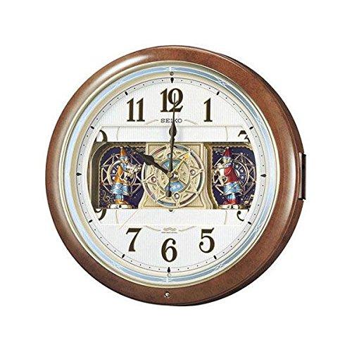 SEIKO からくり時計 電波時計 掛け時計 RE559H B019139NHM