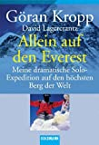 img - for Allein auf den Everest. book / textbook / text book