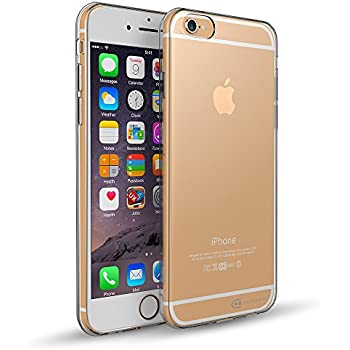 Apple iPhone 6 | 6S Case, Case Army Scratch-Resistant Slim Clear Case for iPhone 6/6S [4.7 inch only] Slim Silicone with TPU Bumper Rubber Shock-Dispersion Technology Cover Limited