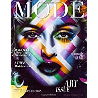 Mode Lifestyle Magazine Art Issue 2019: Collector's Edition - Madonna Cover