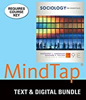 Bundle: Sociology: The Essentials, Loose-leaf Version, 9th + LMS Integrated for MindTap Sociology, 1 term (6 months) Printed Access Card