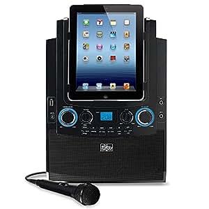 Amazon Com The Singing Machine Ism990 Karaoke System For