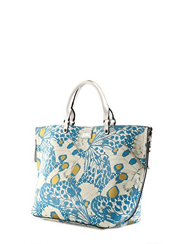 Shopping Bags BORSE & ACCESSORI Y NOT K41 ZAFFIRO Nuovo