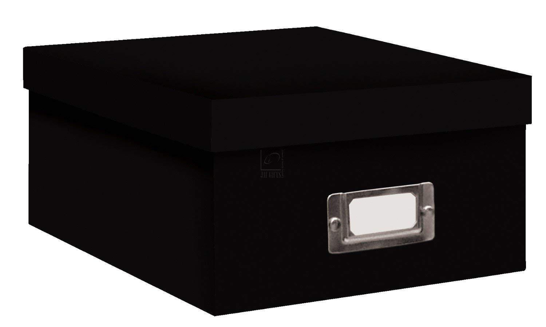 Pioneer Photo Albums Photo Storage Box - Black Bundle by Pioneer Photo Albums (Image #2)